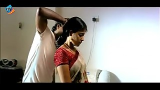 Secretary Seduce His Friend's Wife in Her House