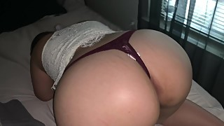 Mexican Wife Doggystyle POV Latina Queen