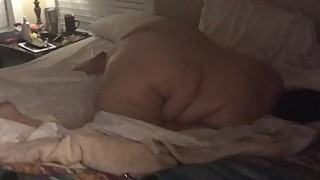 BBW Wife Caught Masturbating
