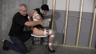 Trophy Wife Hannah Tied
