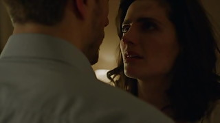 Stana Katic Passional Softcore Sex in Absentia s01 e04
