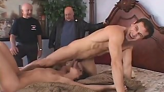 Excited Swinger Wife Cheats