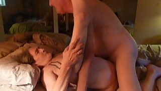 my husband make,s cum eating me & fucked in my ass