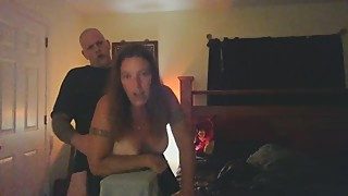 Wife and I drunk fucking