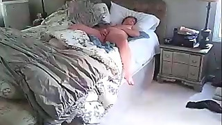 Wife hidden camera masturbation