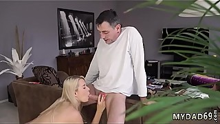 Girl blowjob and real husband wife threesome first time Sleepy man