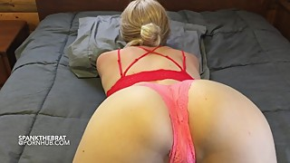 Blonde femdom homewrecker wants you to fuck her instead of your wife joi