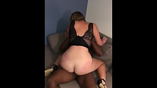 One of my subscriber wife likes to ride some BBC