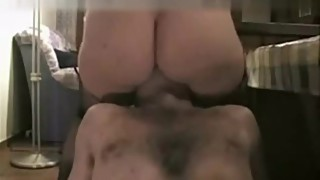 Wife piss on husbands mouth